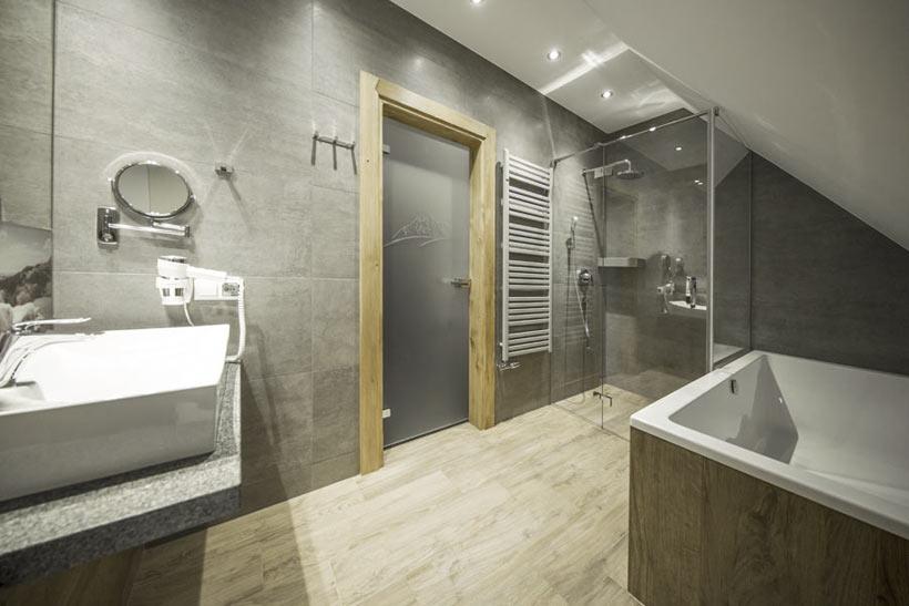 łazienka de lux